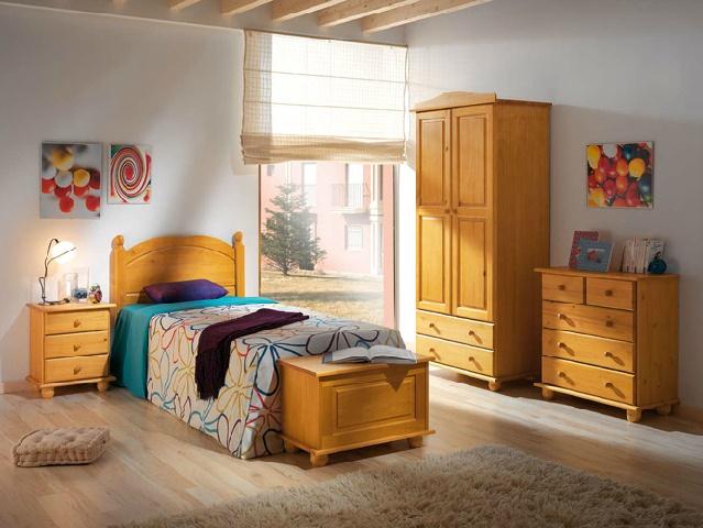 Conjunto juvenil altea el armario del mueble for Conjunto dormitorio juvenil